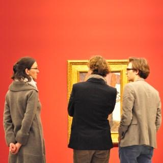 Ein Museum braucht Freunde, Foto: Lehmbruck Museum